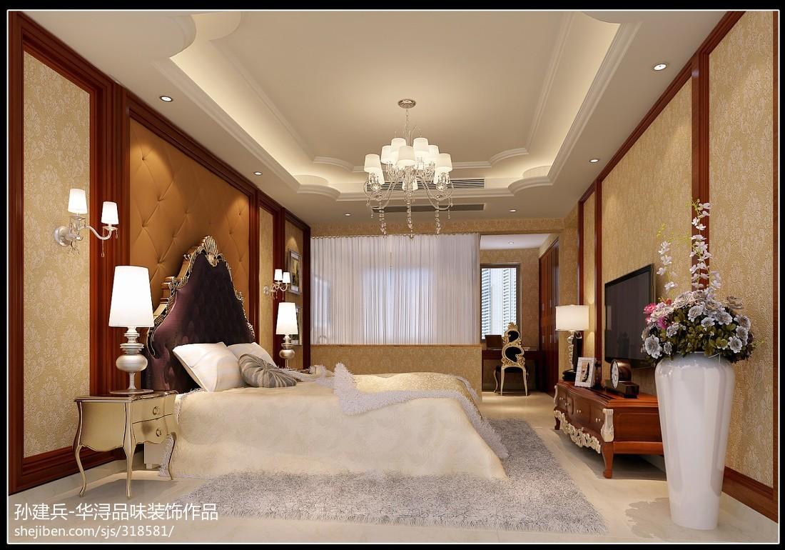 豪华复式楼卧室设计图片大全