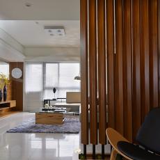 2018大小89平现代二居客厅装饰图片