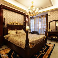 精选卧室美式装修欣赏图片