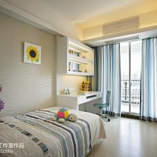 热门132平米四居卧室现代装修设计效果图片欣赏