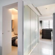2018精选100平方三居客厅现代装修实景图片