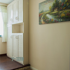 141平米美式复式卧室装修图片欣赏