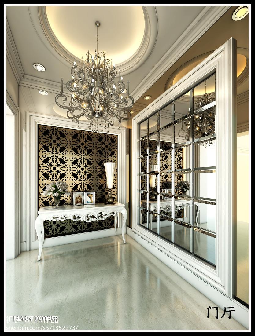 美式风格墙面设计