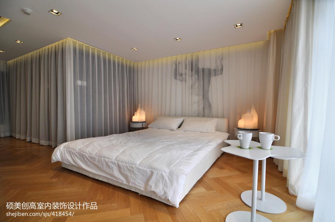 现代卧室简约装修设计