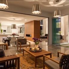 2018精选面积117平复式客厅欣赏图片大全
