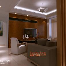 家装复式客厅效果图