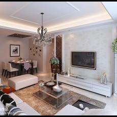 家庭设计2015客厅效果图