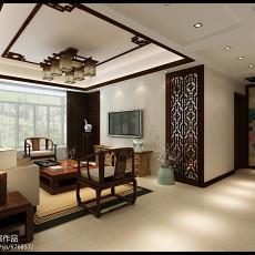 美式装饰设计客厅图
