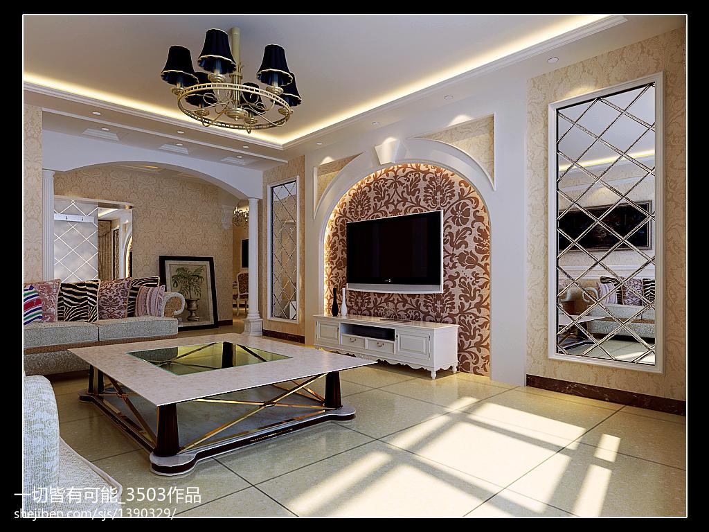 现代家居卧室整体装修