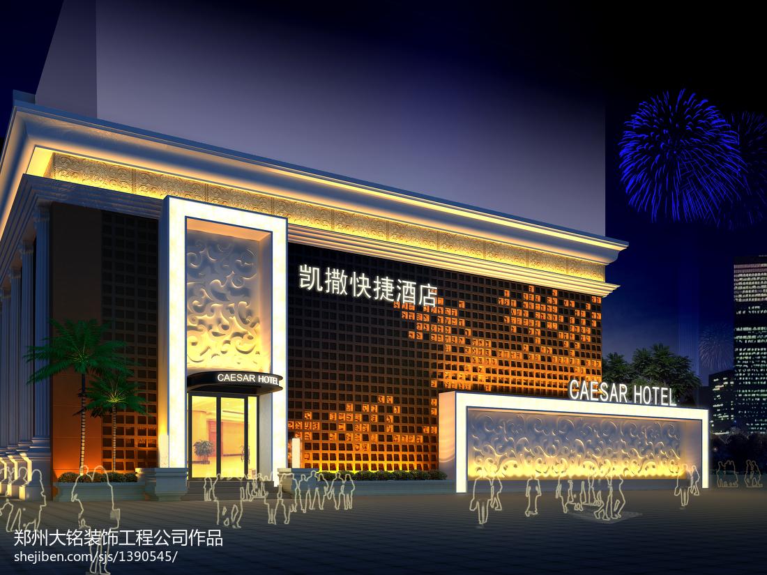 中式精美卧室设计