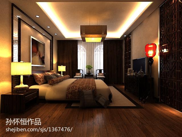 家装室内装修设计卧室