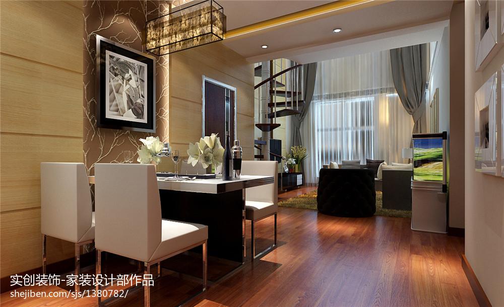 现代简约原木卧室装修案例
