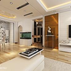 家庭装饰设计客厅效果图2015大全