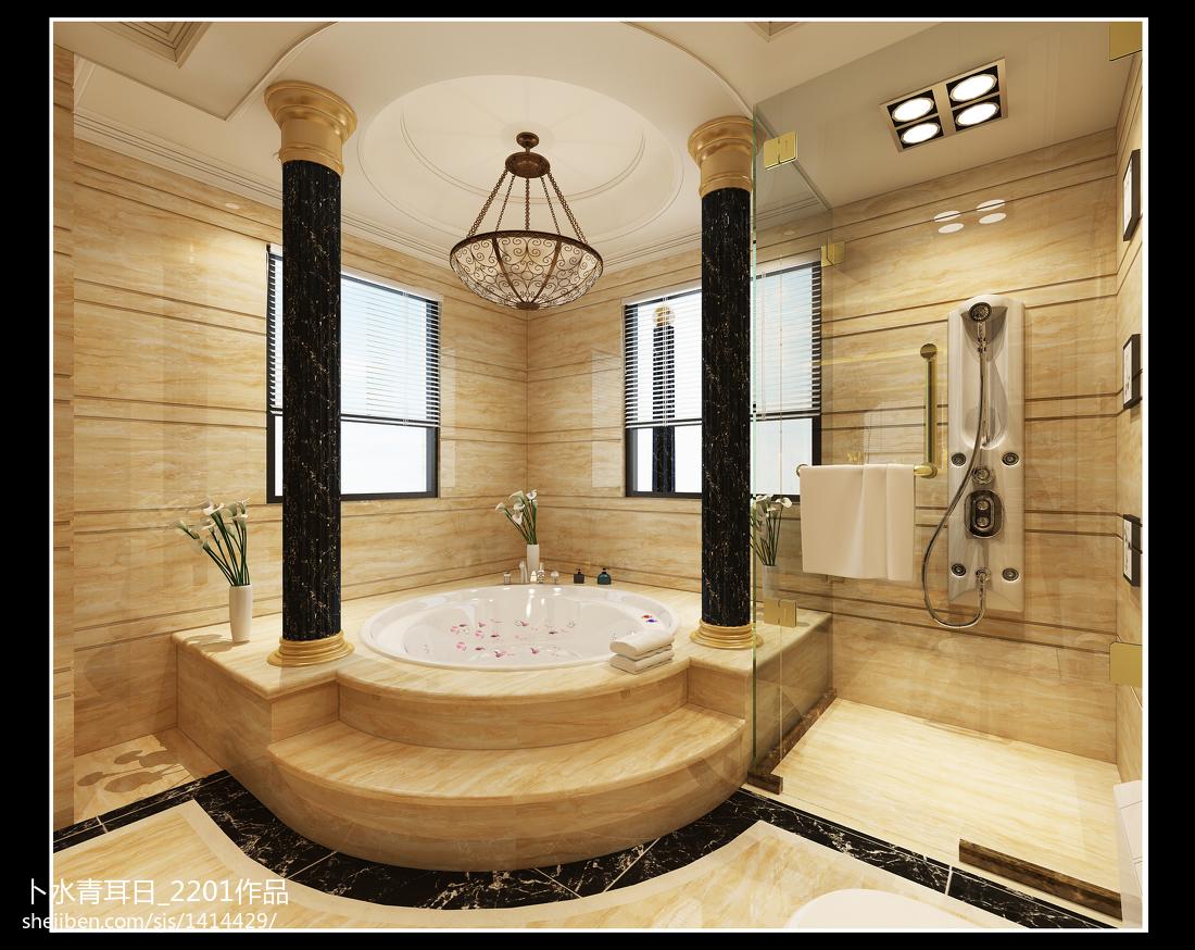 东南亚卫浴装修图