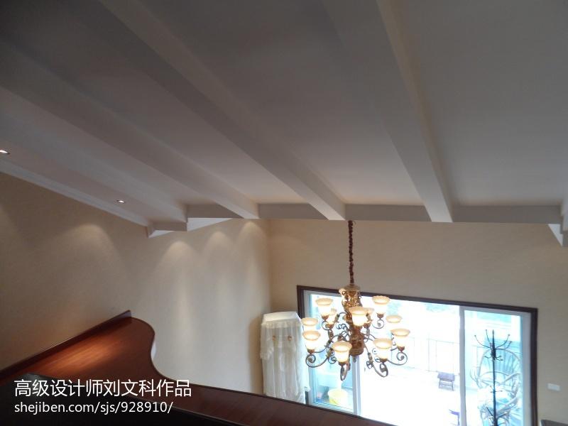 最新现代风格三居室室内设计效果图片