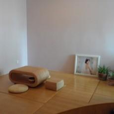 70平米二居书房欧式装修图片