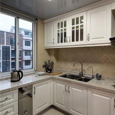 精选大小99平现代三居厨房装修图片欣赏