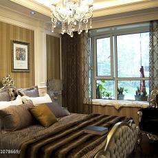 精选新古典卧室装修欣赏图片