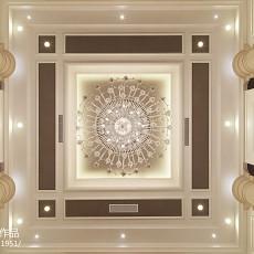 热门122平米新古典别墅客厅装饰图片