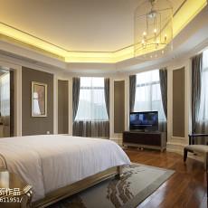 126平米新古典别墅卧室装修欣赏图片