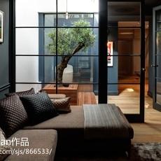 2018精选125平米现代别墅卧室装修设计效果图