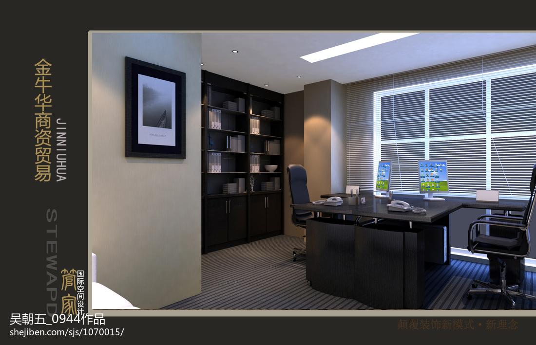 2015现代简约设计卧室窗帘效果图