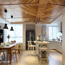 精美二居餐厅欧式装修设计效果图