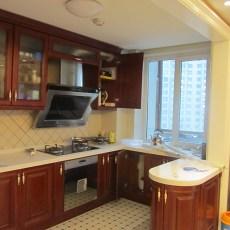 东南亚混搭厨房装修设计