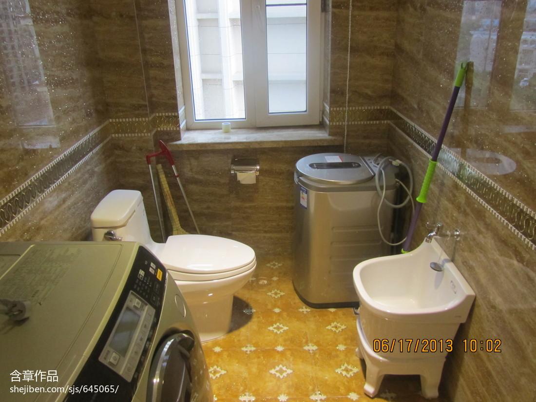 复古风格卫生间装修