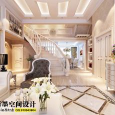 欧式精美室内楼梯图片