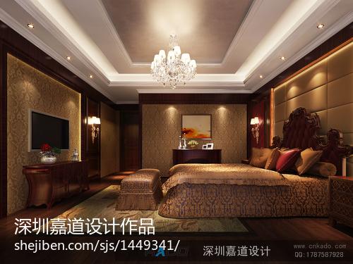 热门112平米四居现代装饰图片