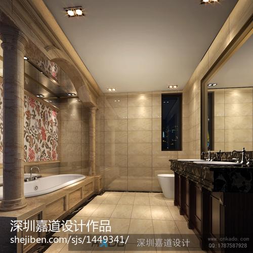 精选139平米四居卧室现代欣赏图片