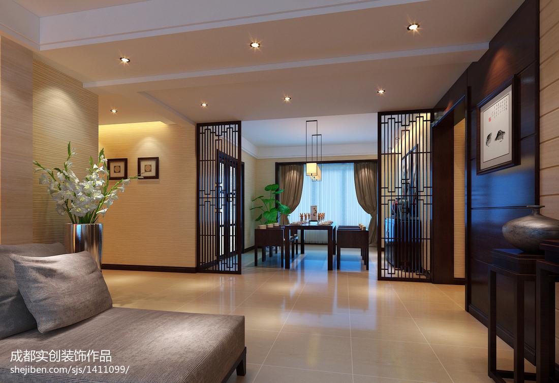 现代家装设计室内客厅图欣赏