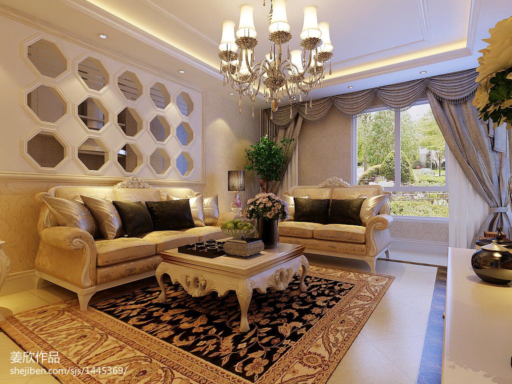 现代温馨家居装修展示
