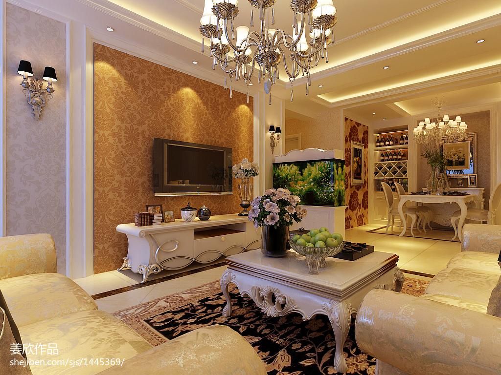 现代温馨卧室装修展示