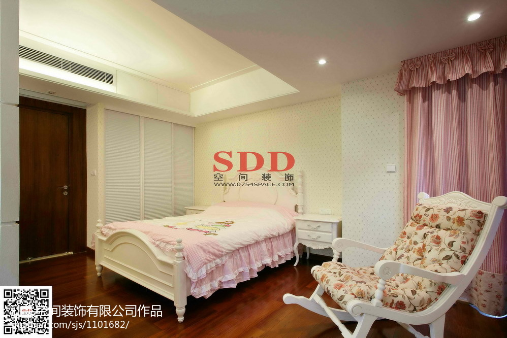 热门现代复式卧室装修欣赏图片