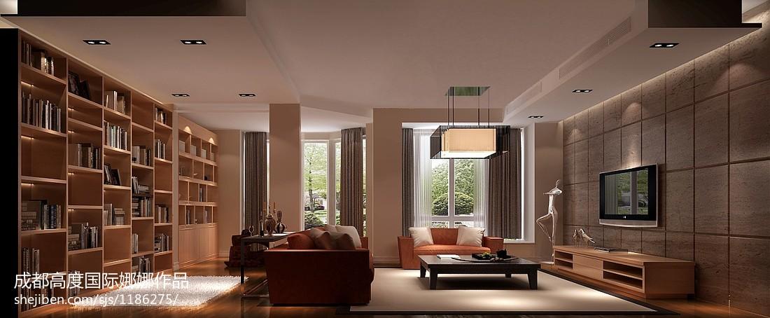 2015现代日式风格客厅图片大全