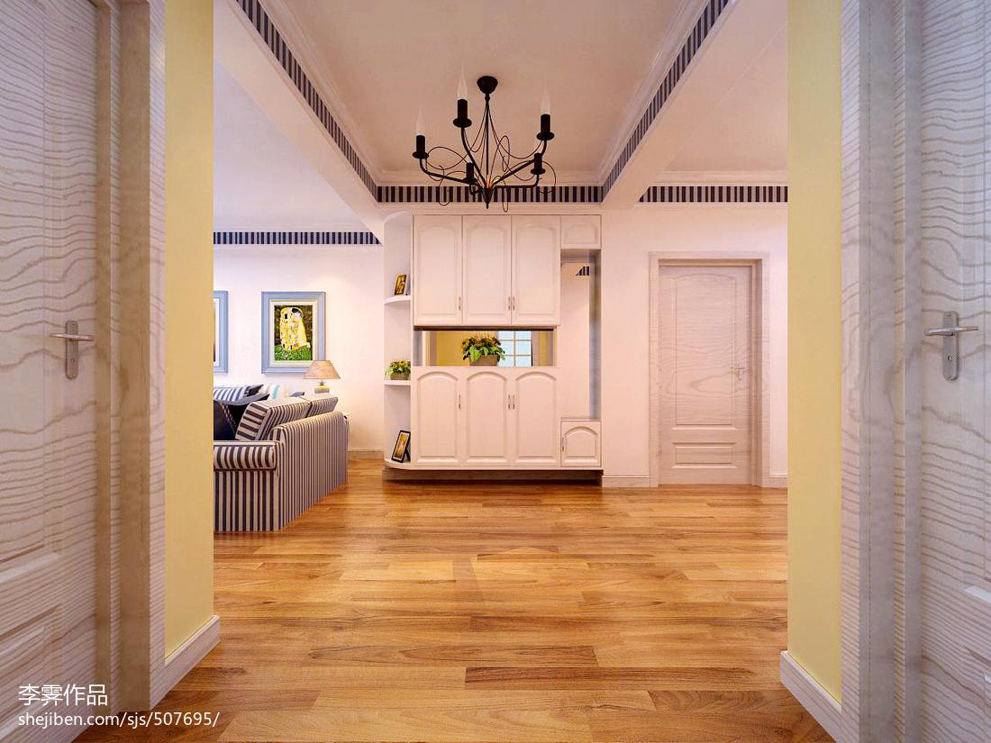 沉稳现代家居一居室装修