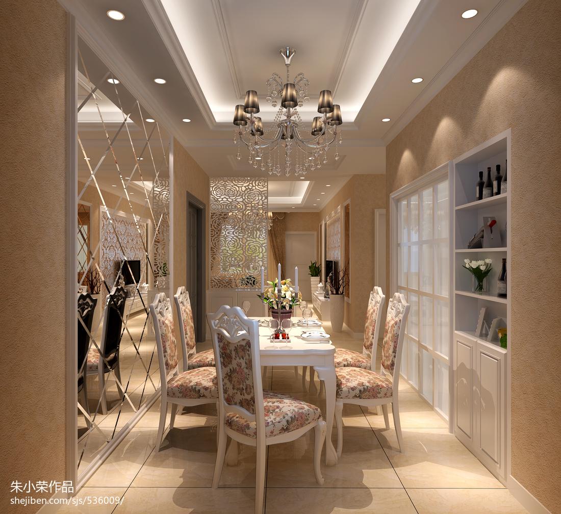 沉稳现代家居装修案例