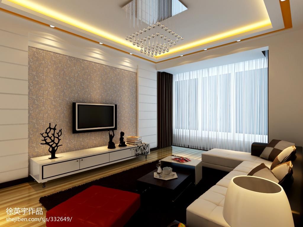 新古典风格三居室设计