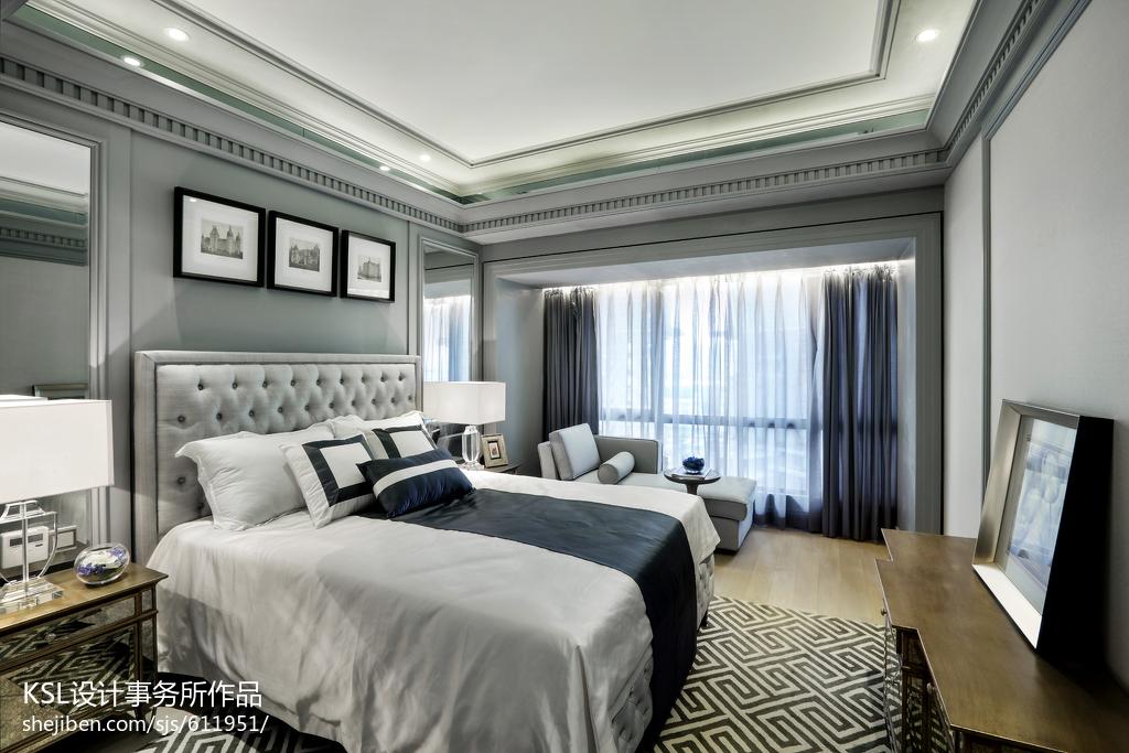 精选卧室欧式装饰图