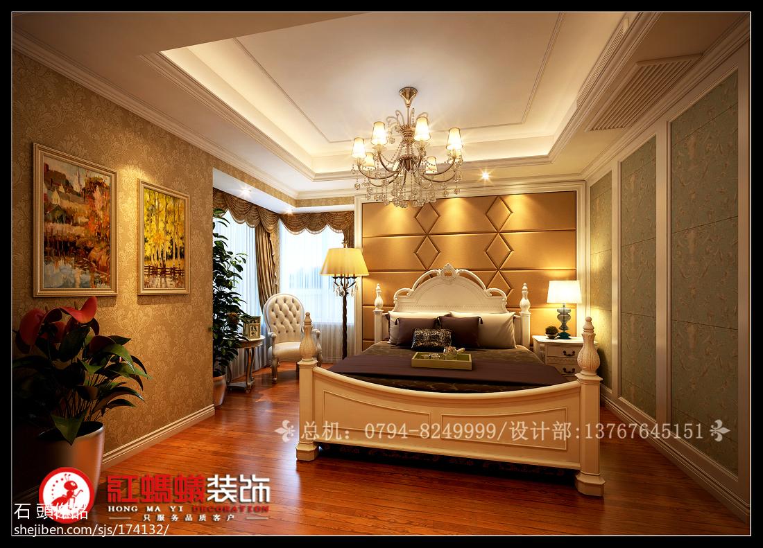 美式大宅客厅展示