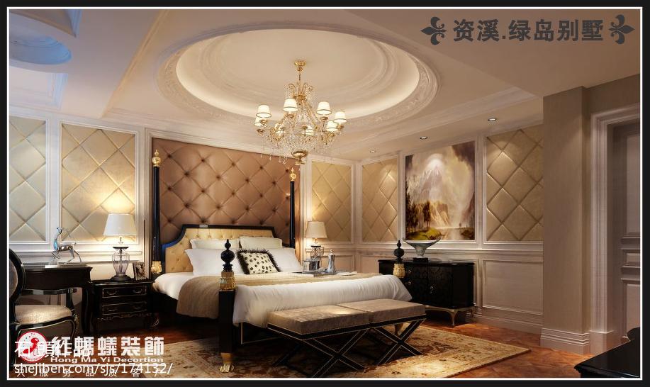 精美新古典家居客厅装修