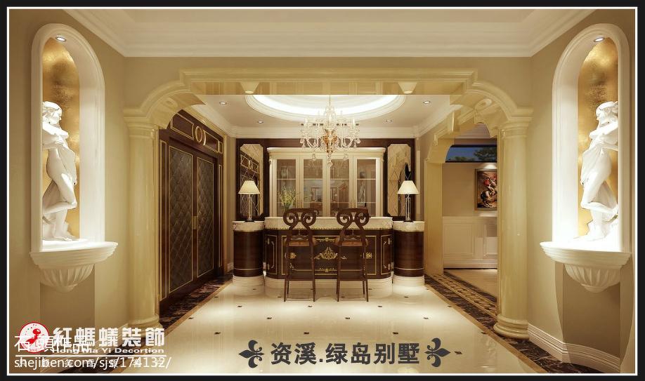 精美新古典客厅装修