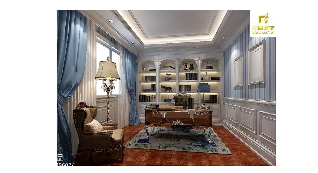 精美新古典家居卧室装修