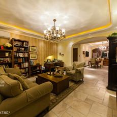 精选美式复式客厅欣赏图