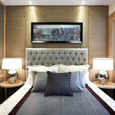2018精选中式卧室装修效果图片