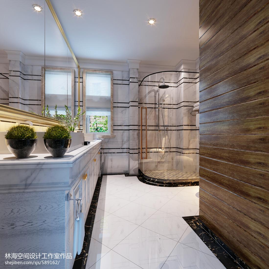 精美142平米混搭复式客厅装修图片大全