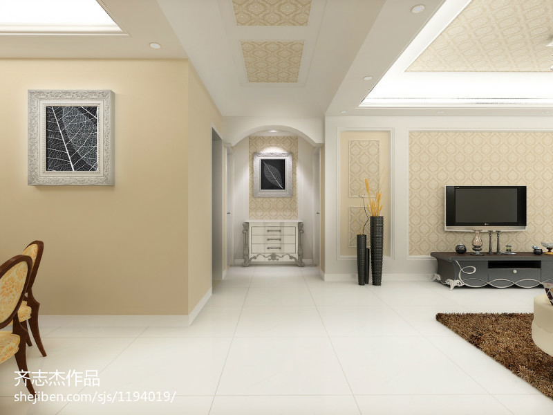 欧式家装设计