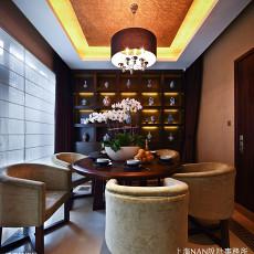 精美新古典餐厅装修设计效果图片大全